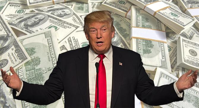 Trump dünya ekonomisini olumsuz etkiliyor
