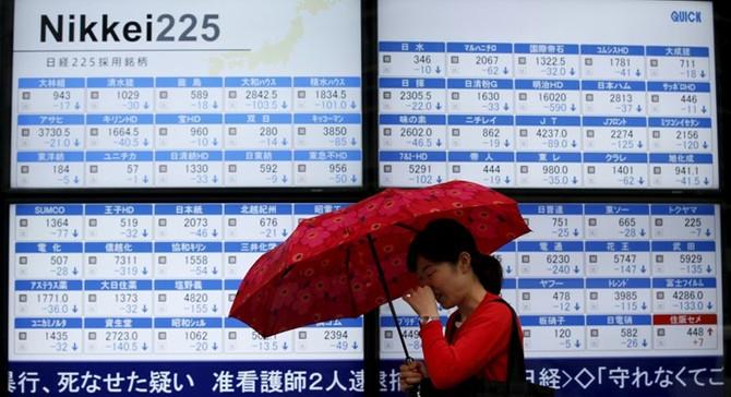 Japonya borsası 25 yılın zirvesinde