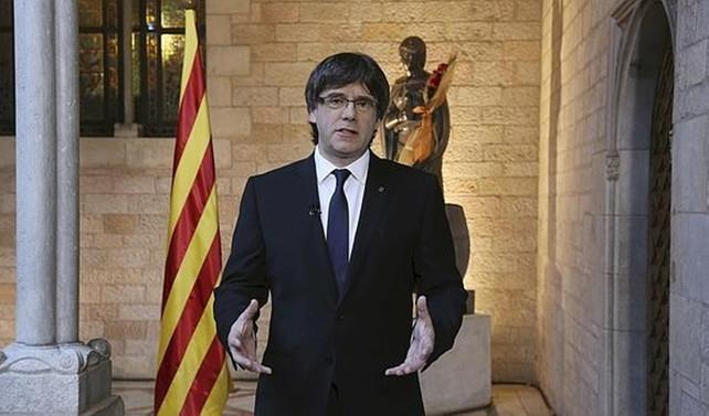 Eski Katalonya lideri, İspanya'a karşı Avrupa'dan yardım istedi