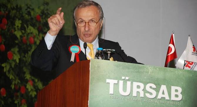 TÜRSAB'a 3,5 milyonluk haciz
