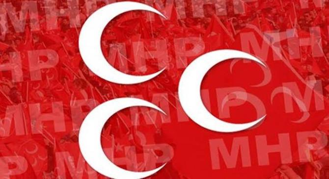 MHP ilçe başkanının iş yerine silahlı saldırı