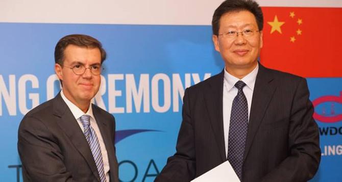 İhlas Holding ile Petro China el sıkıştı
