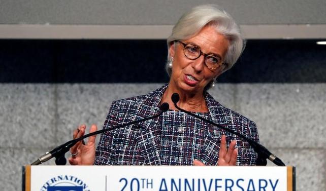 Lagarde: Korumacılık şu anda sözden ibaret