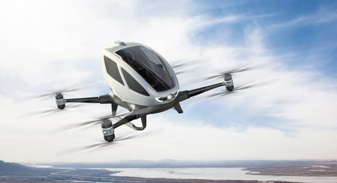 Uber ile NASA, uçan taksi için anlaşma imzaladı