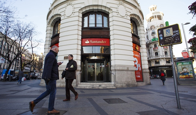 Banco Santander 2 bin kişiyi işten çıkaracak