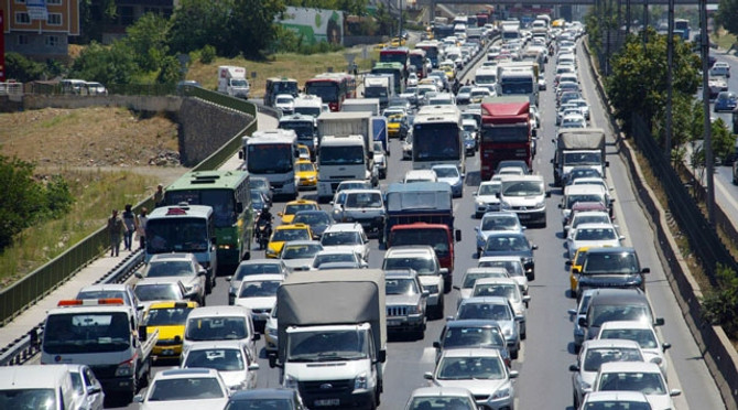 İstanbul'da 2 haftada 45 bin kişiye ceza kesildi