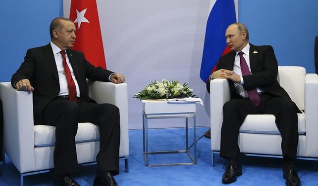 Kremlin: Erdoğan-Putin görüşmesinde gündem Suriye