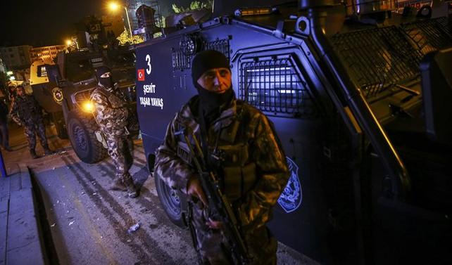 Başkentte DEAŞ operasyonu: 172 gözaltı
