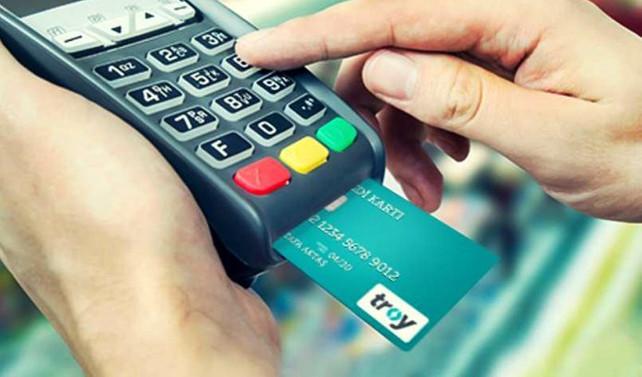 TROY kart yurtdışında da kullanılabilecek
