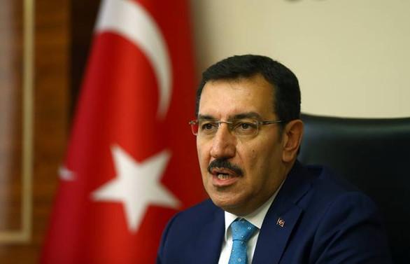Bakan Tüfenkçi: Sınır ticaret merkezleri oluşturulacak