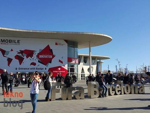 Dünya Mobil Kongresi Barselona'dan alınabilir