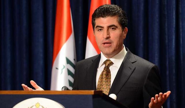 Neçirvan Barzani Türkiye'ye geldi