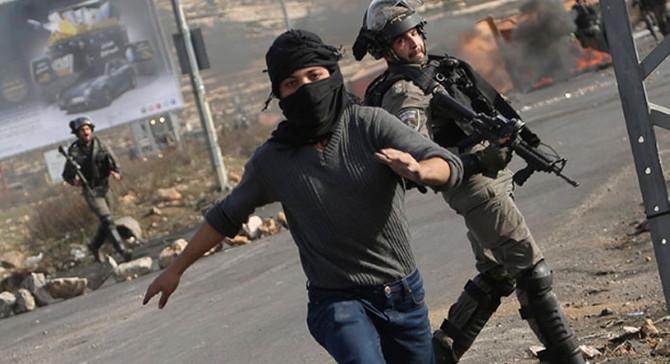 Filistin'deki protestolarda  62 kişi yaralandı