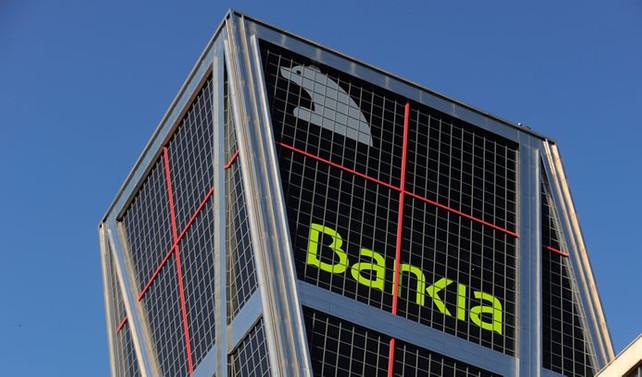 İspanyol Bankia'nın yüzde 7'si satıldı