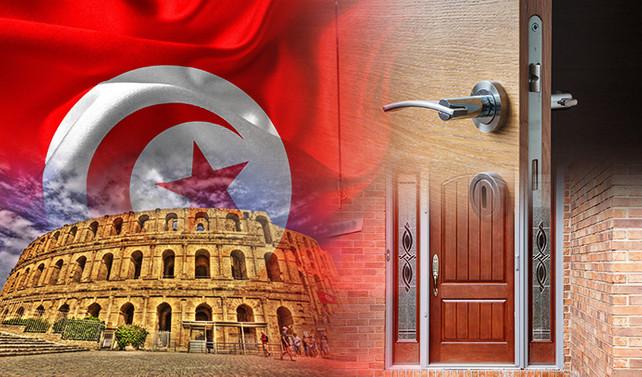 Tunuslu firma iç ve dış mekan kapıları ithal edecek