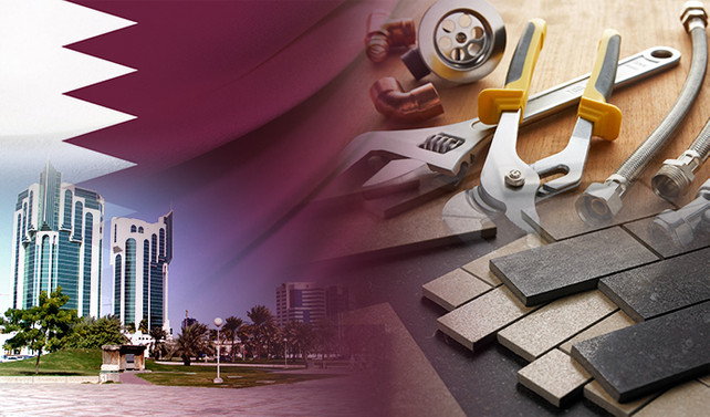 Katarlı müteahhit firma yapı malzemeleri ithal edecek