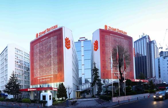 Ziraat Bankası'na Çin'den 600 milyon dolar kredi