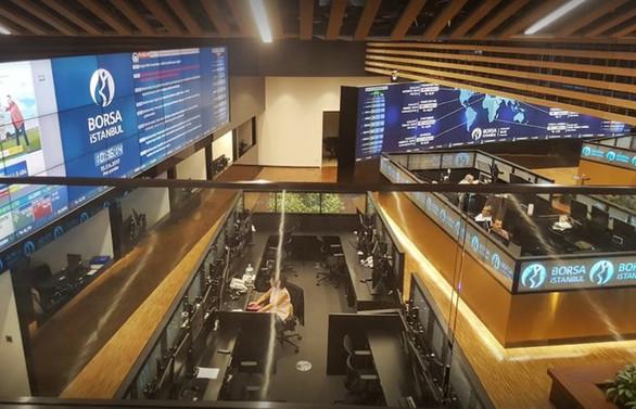Borsa, faiz kararı öncesi pozitif