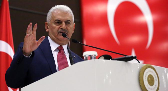 Yıldırım: Ülkeler iflas bayrağını çekerken Türkiye büyüdü