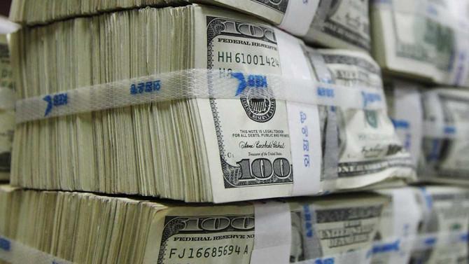 UYP, 434 milyar dolar açık verdi