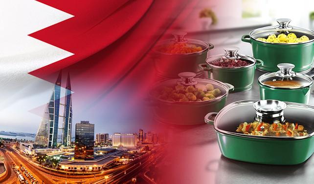 Bahreynli toptancı tencere setleri ithal edecek