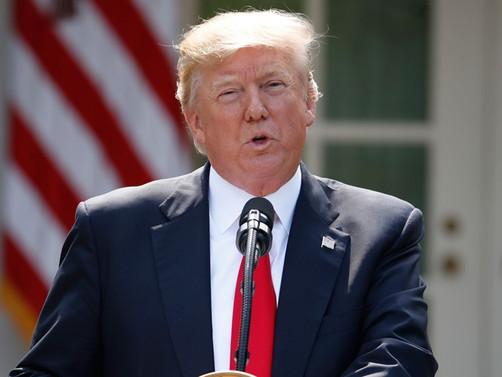 Trump'tan 'yeşil kart' çağrısı