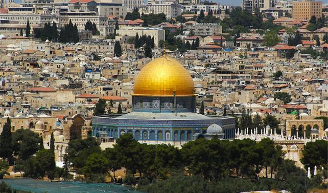 Trump'ın Kudüs kararı kent ekonomisini de vurdu