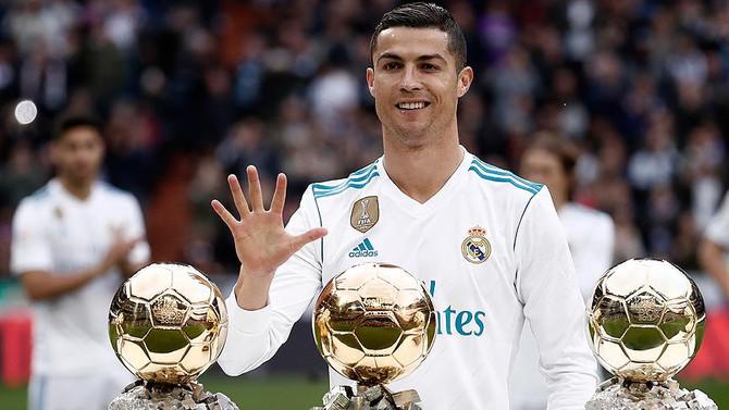 Ronaldo, futbolu bırakmak istediği kulübü açıkladı