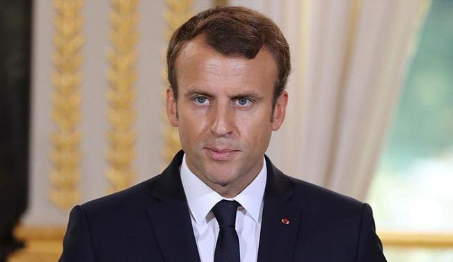 Macron: Esad işlediği suçlar için hesap verecek