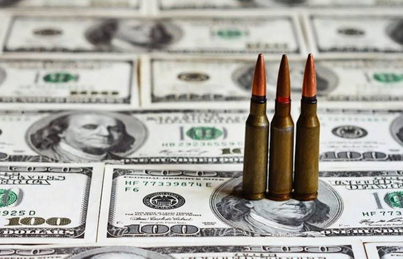 Terör 84 milyar dolara mal oldu
