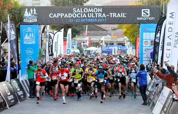 Salomon Cappadocia Ultra-Trail 2018 kayıtları başladı