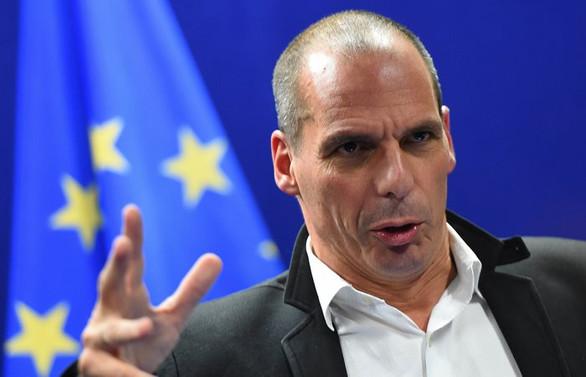 Eski Yunan Maliye Bakanı ECB'ye dava açtı