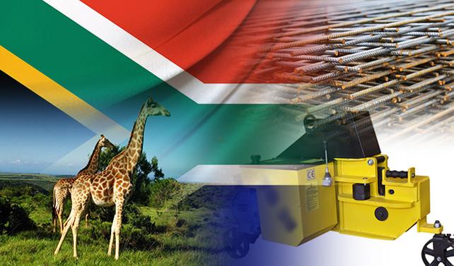 Güney Afrika pazarı için demir işleme makineleri talep ediliyor