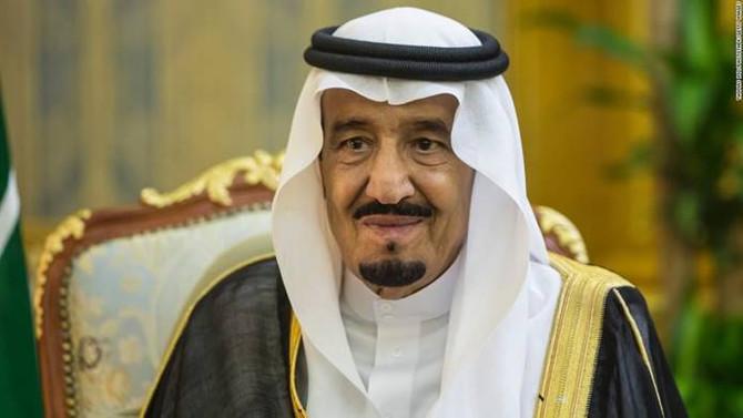 Husilerin Suudi Kralı'nın sarayına fırlattığı füze, havada imha edildi