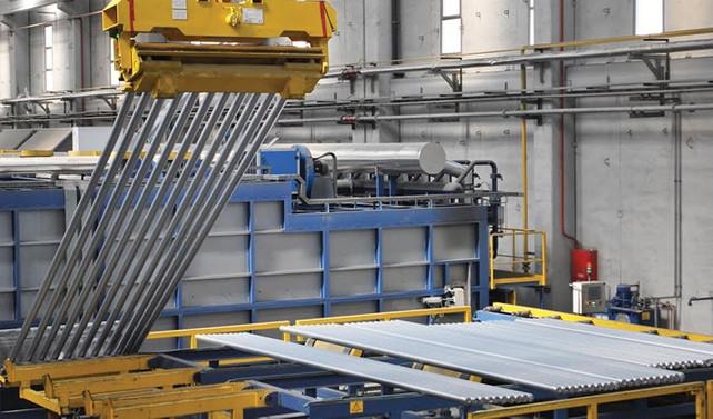 Arslan Alüminyum, 50 bin metrekarelik ek alan kuracak