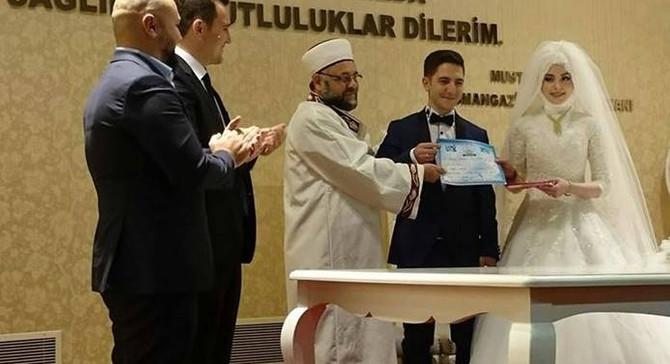 Müftüye resmi nikah yetkisi Resmi Gazete'de