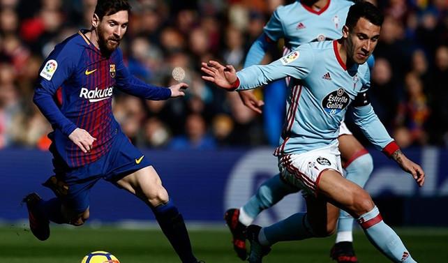 Barcelona yine berabere kaldı