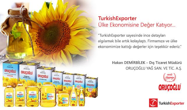 TurkishExporter Ülke Ekonomisine Değer Katıyor…