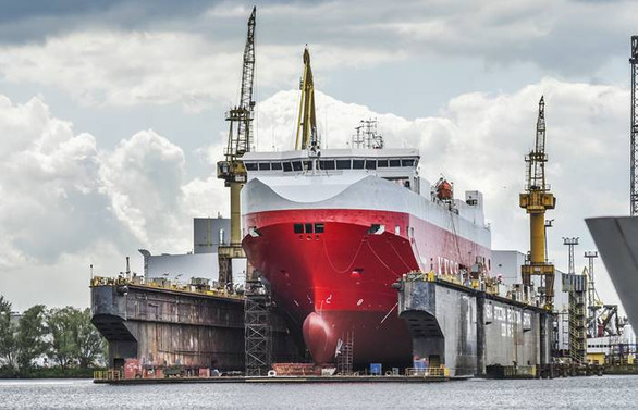 Gemi ihracatında 2017 yüzde 60 artışla kapanıyor
