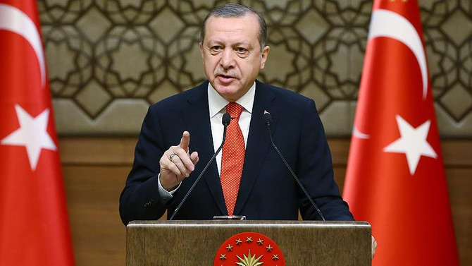 Erdoğan'dan Trump'a: İrademizi dolarla satın alamazsın