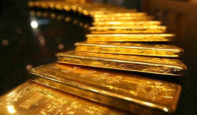 TCMB'nin altın rezervi arttı