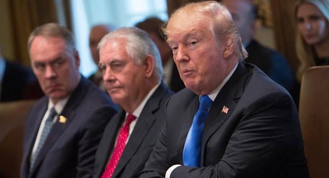 ABD basınında Kudüs yorumu: ABD'nin müttefikleri, Trump'a karşı birleşti