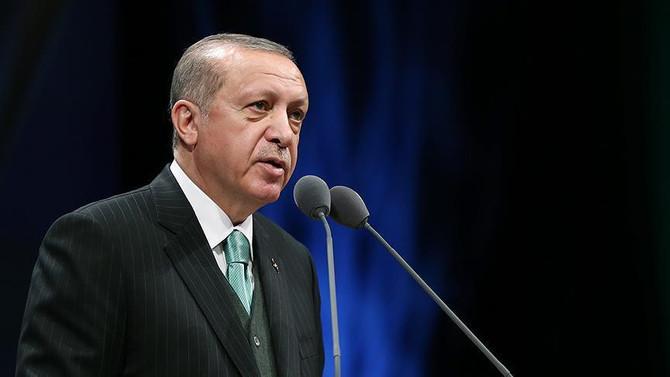 Erdoğan: Dünya 1'den 196 kez büyüktür
