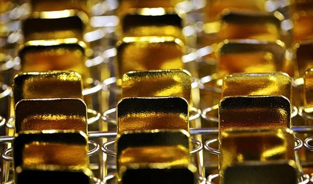 Toplanan altın miktarı 75 tona çıktı