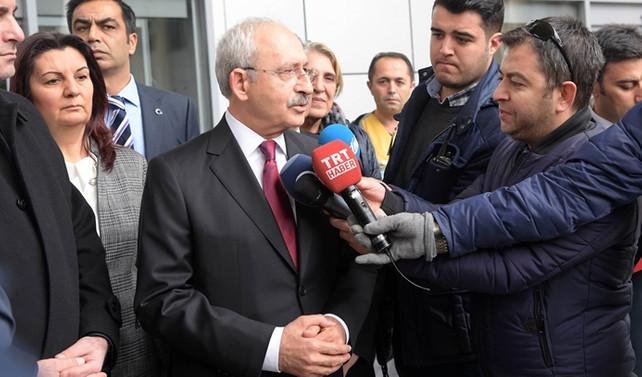 Kılıçdaroğlu: BM gerekli dersi verdi