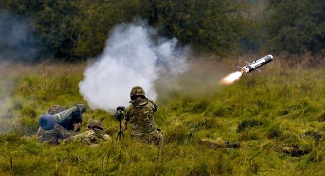 ABD'den Ukrayna'ya anti-tank füzeleri