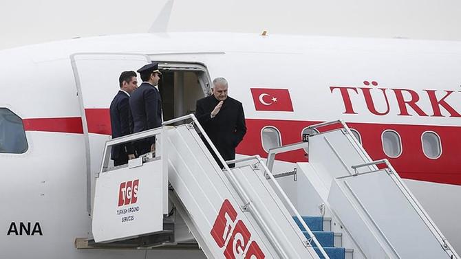 Başbakan Yıldırım Suudi Arabistan'a gidecek