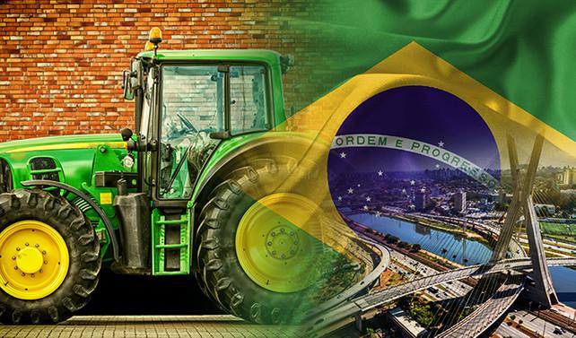 Brezilyalı firma traktör koltuğu ithal edecek