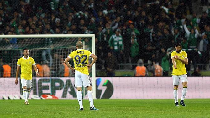 Fenerbahçe kötü başladı, iyi bitirdi