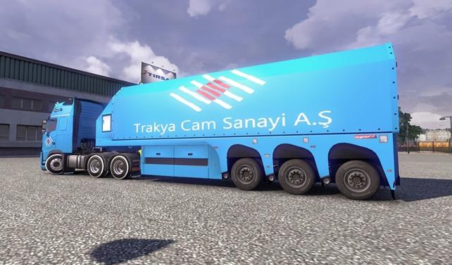 Rekabet Kurulu'ndan 'Trakya Cam' kararı